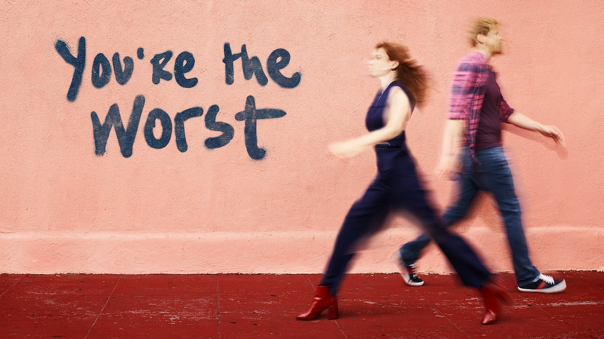 You´re the Worst 4x01 al 4x06 Espa&ntildeol Disponible