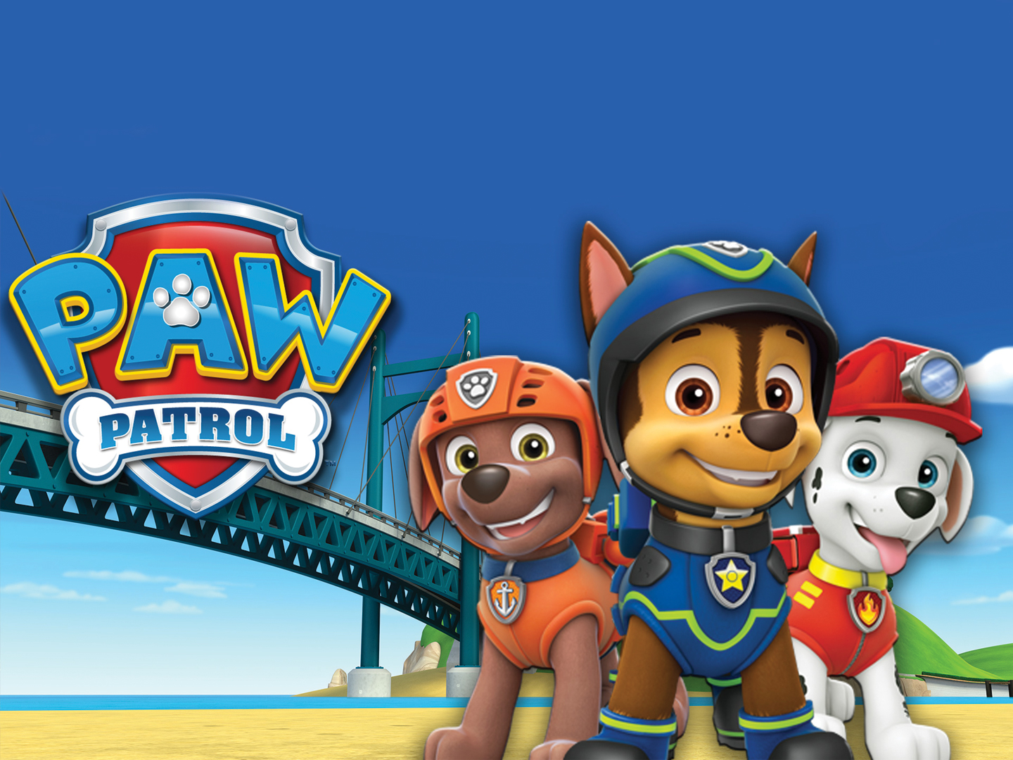 Watch Paw Patrol Online | Season 1 - 3 on Lightbox