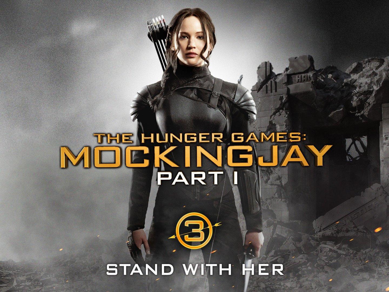 mockingjay movie part 1 summary