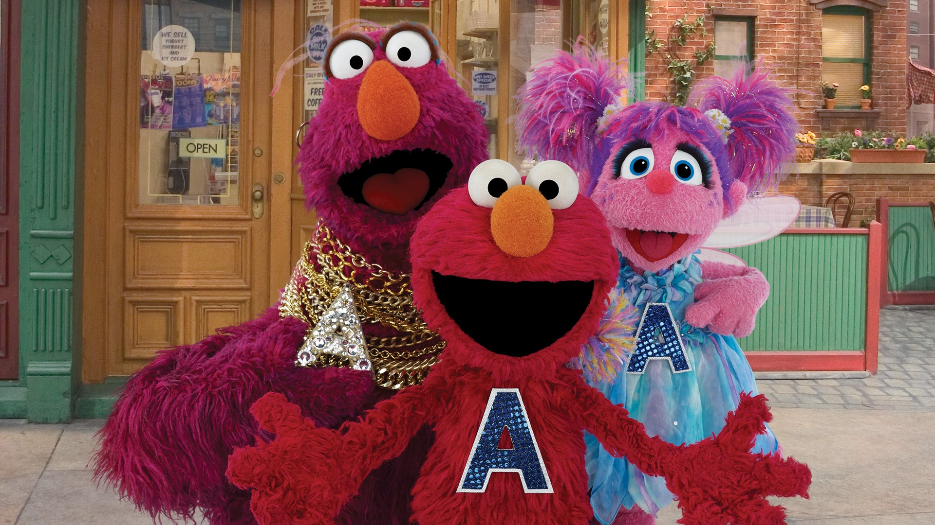 Watch Sesame Street: Learning Letters With Elmo Online | Season 1 on  Lightbox