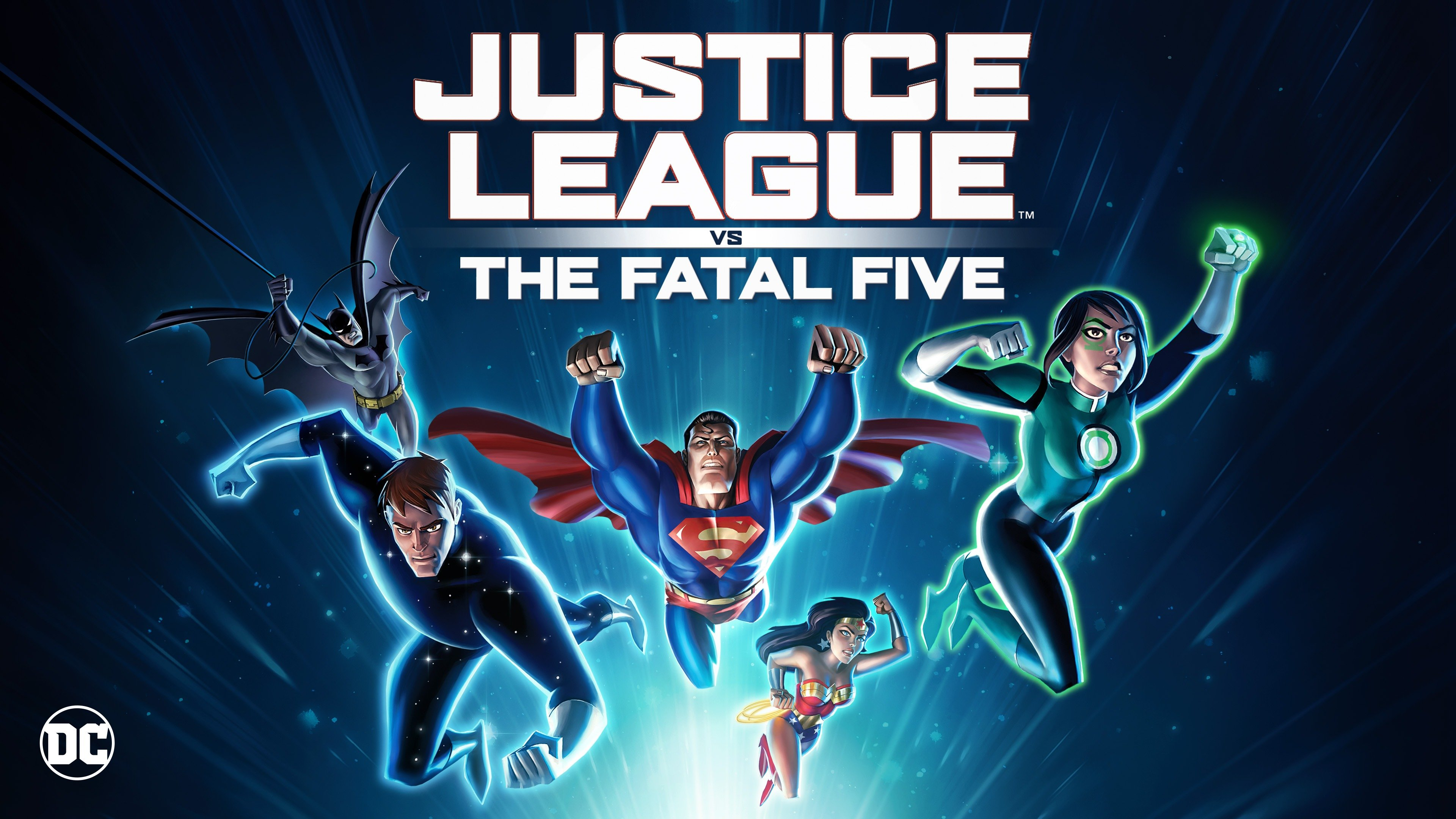 Image result for justice league vs the fatal five