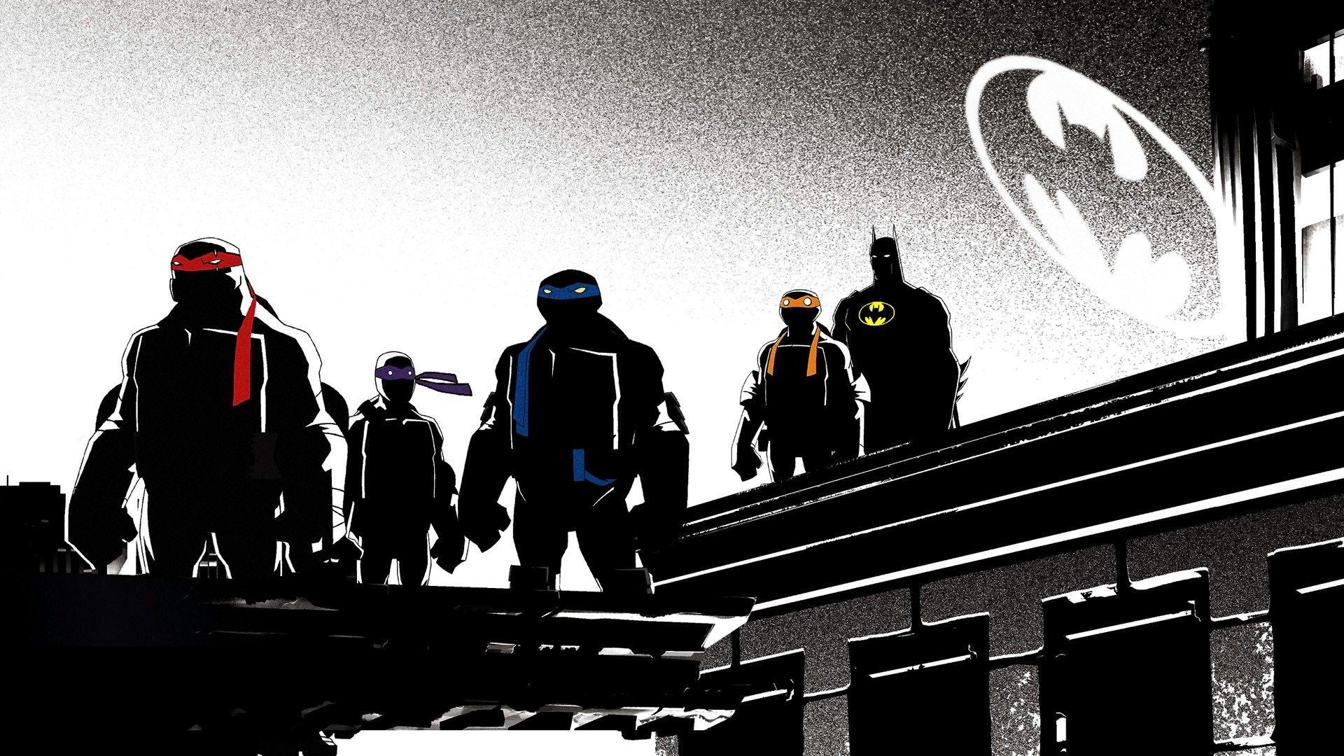 Watch Batman Vs Teenage Mutant Ninja Turtles Online With Neon From 5 99