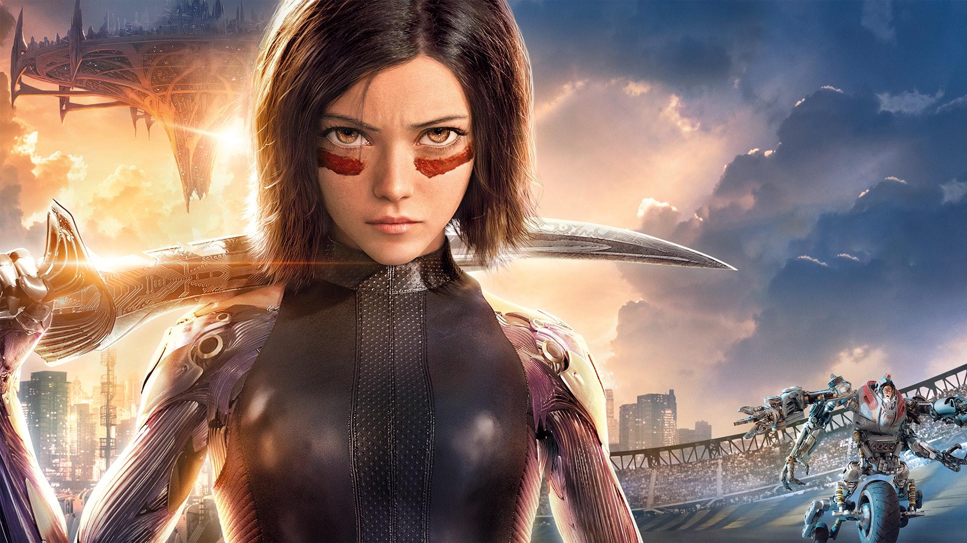Watch Alita Battle Angel Online With Neon