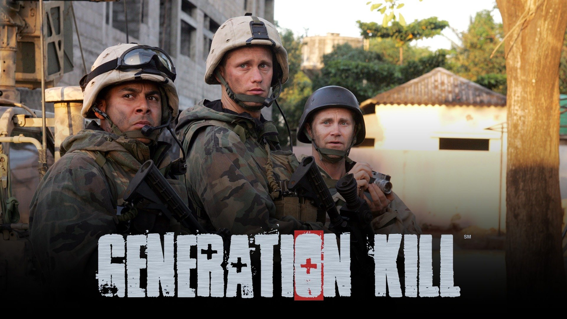 Generation Kill - S1, Ep1 - Get Some
