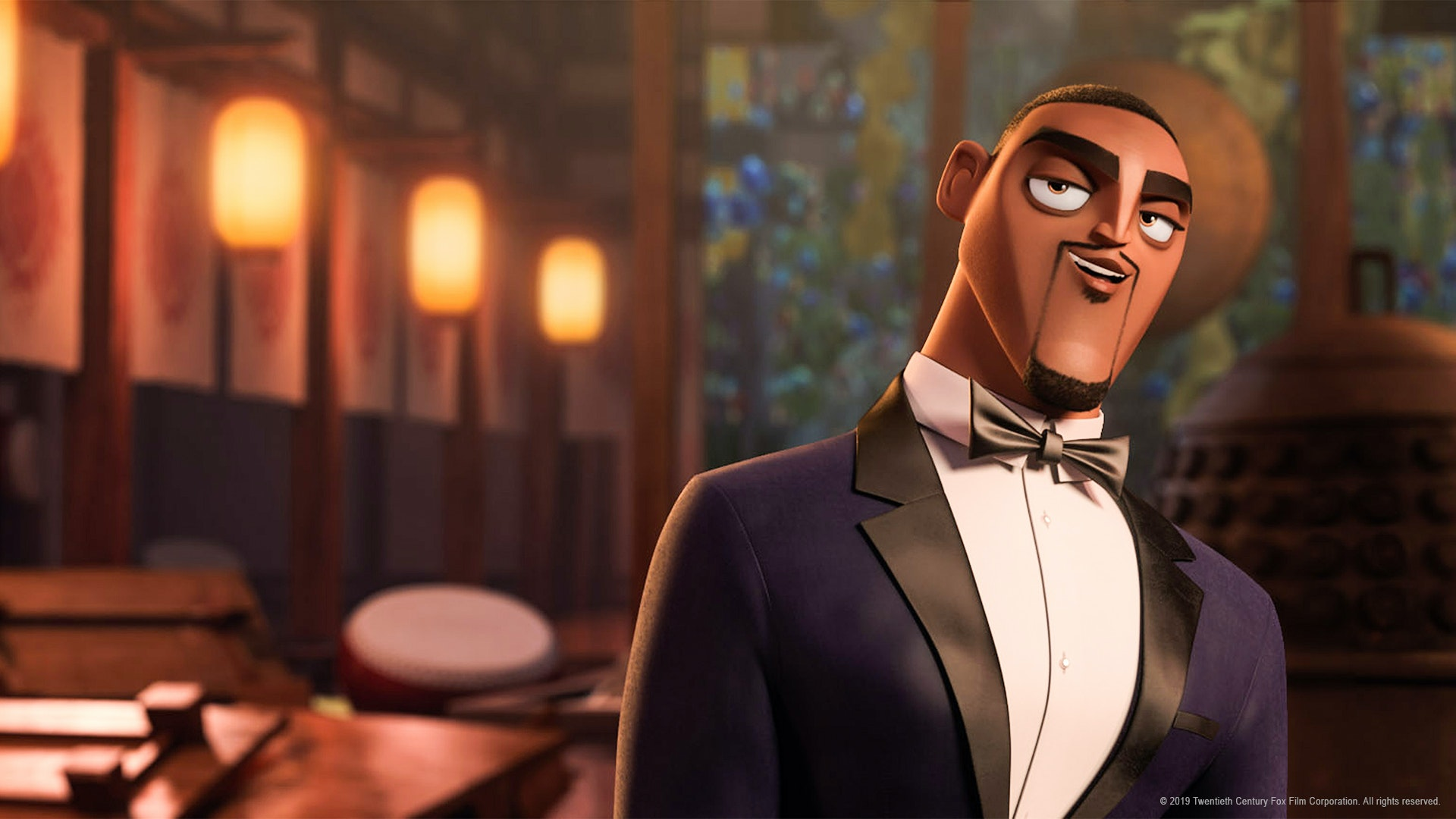 Watch Spies In Disguise Online With Neon From 7 99