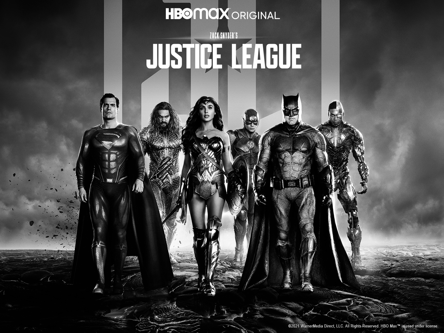 Watch Zack Snyder's Justice League Online with NEON