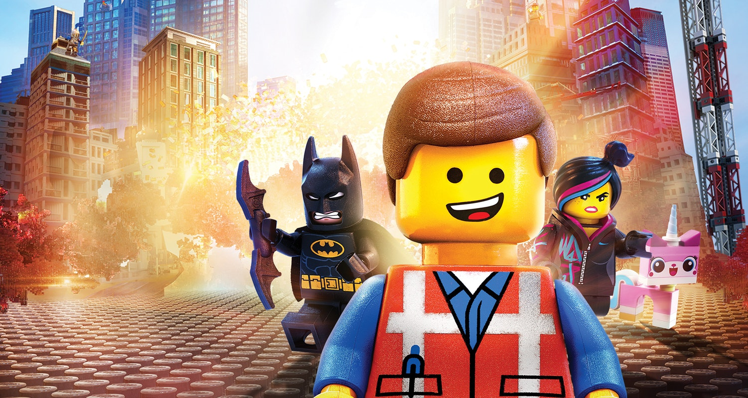 Watch The Lego Movie Online With Lightbox From 499