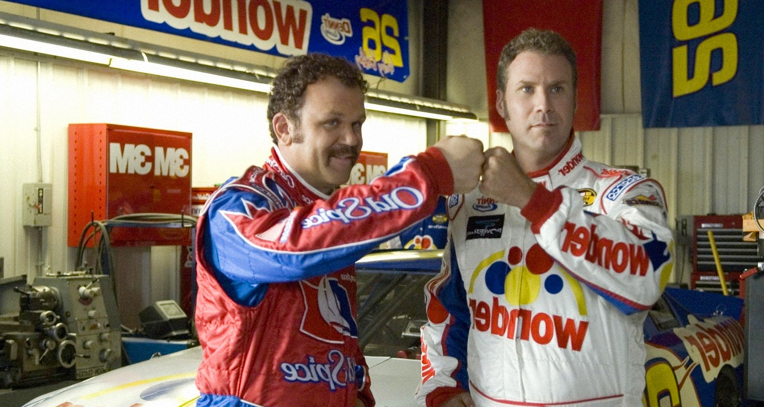 watch talladega nights the ballad of ricky bobby 2006 free online