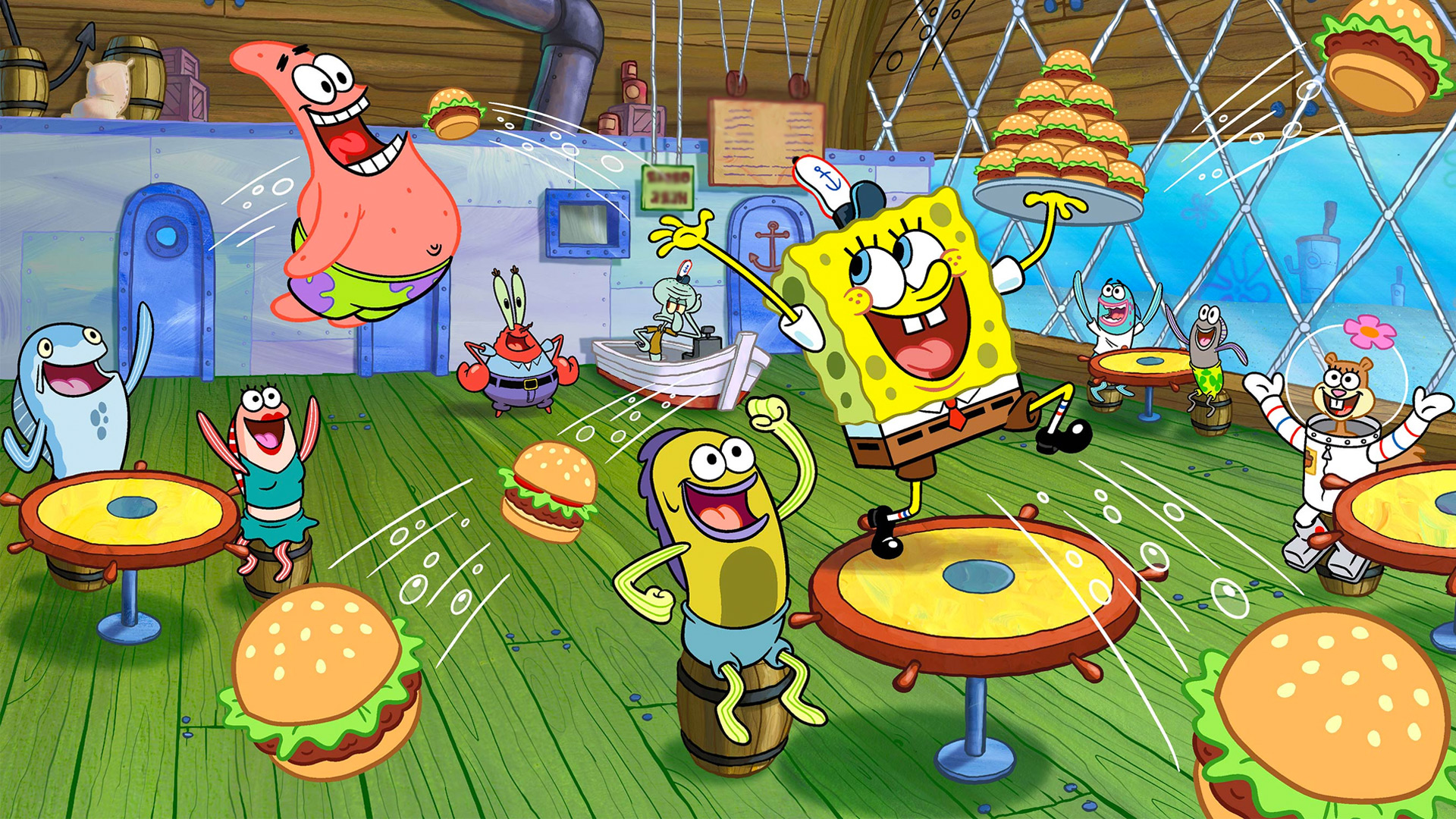 Watch Spongebob Squarepants Online Season 6 9 On Lightbox