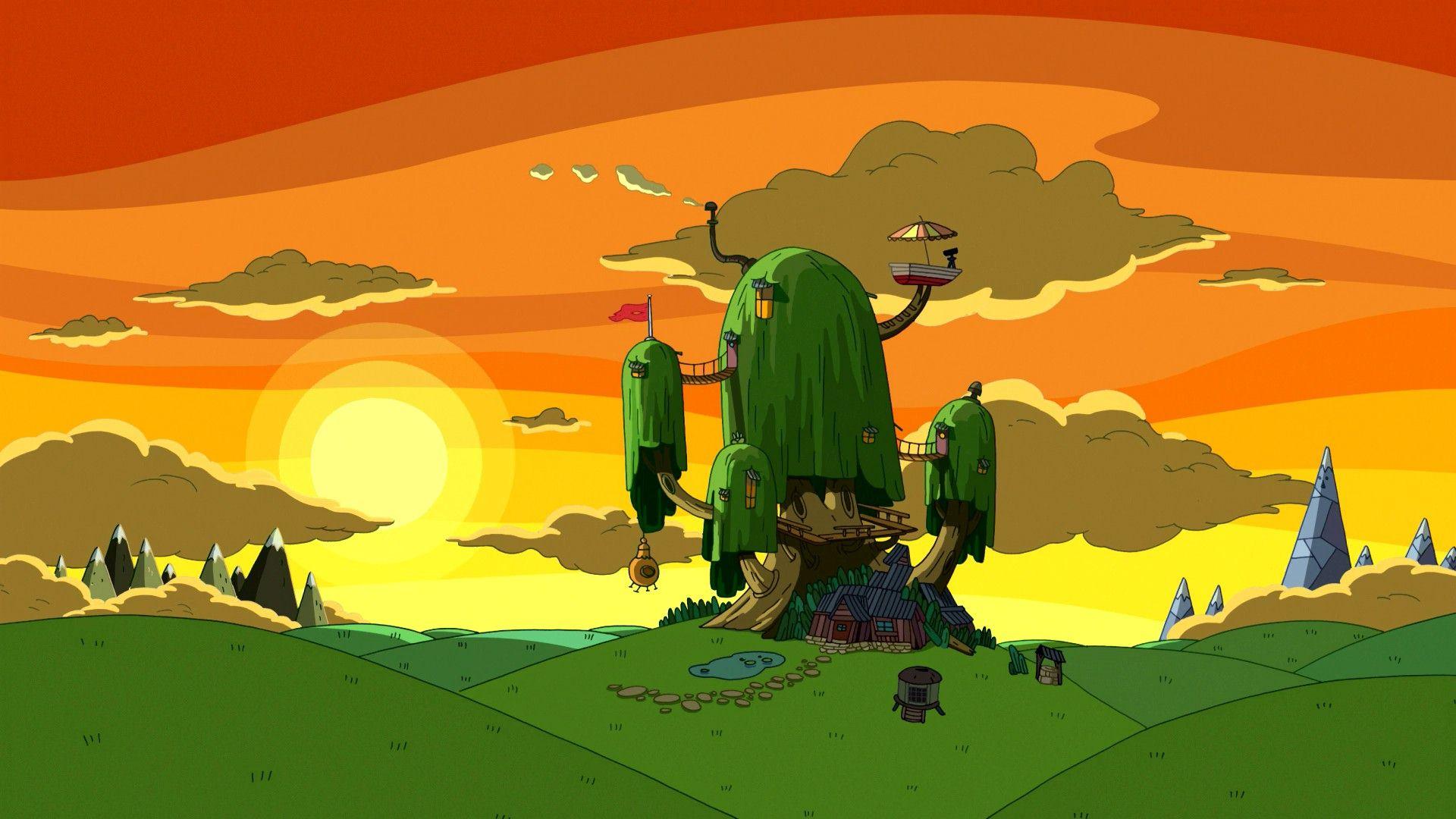 Watch Adventure Time Online | Season 1 - 7 on Lightbox