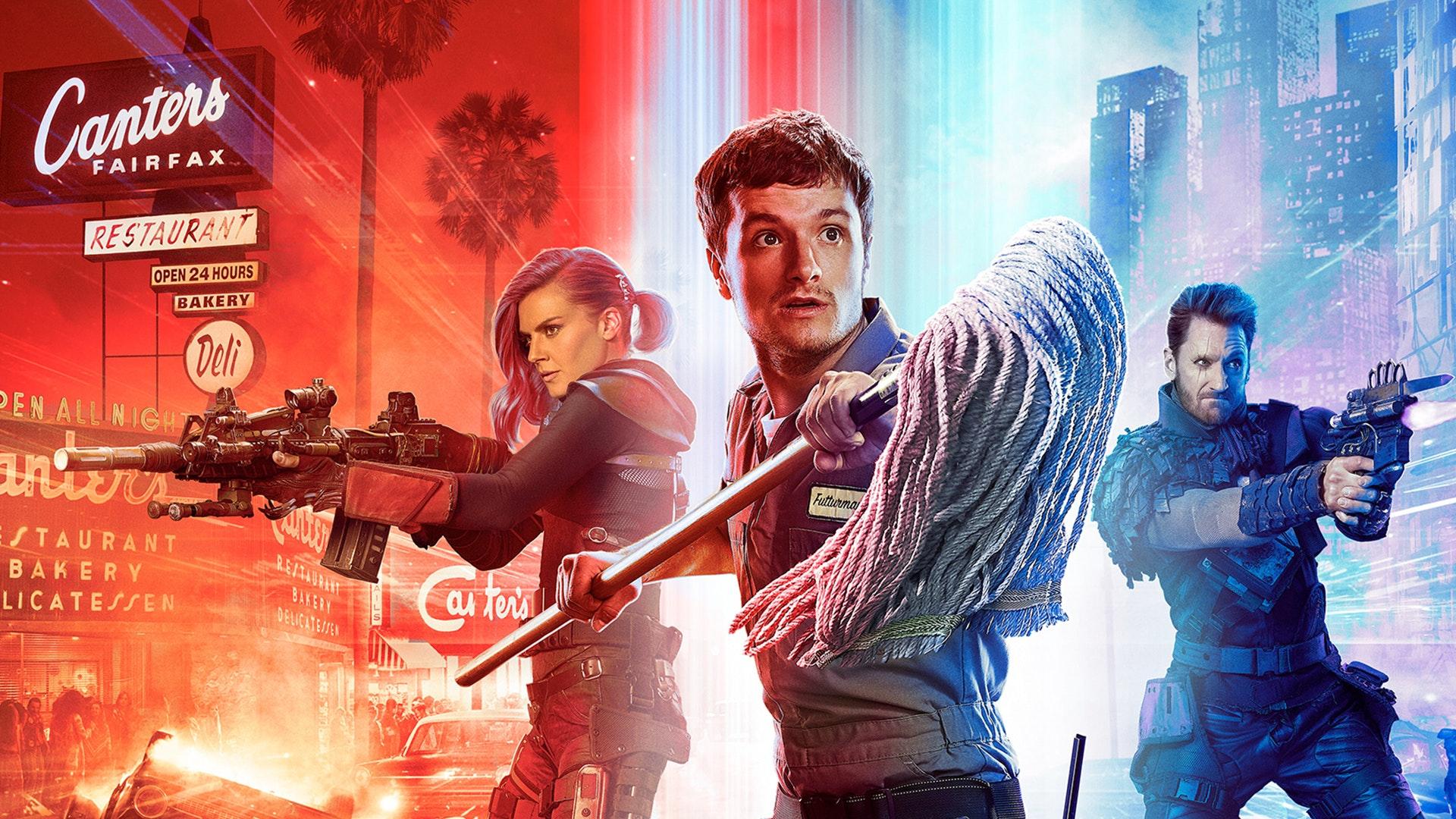 Watch Future Man Online | Season 1 - 2 on Lightbox