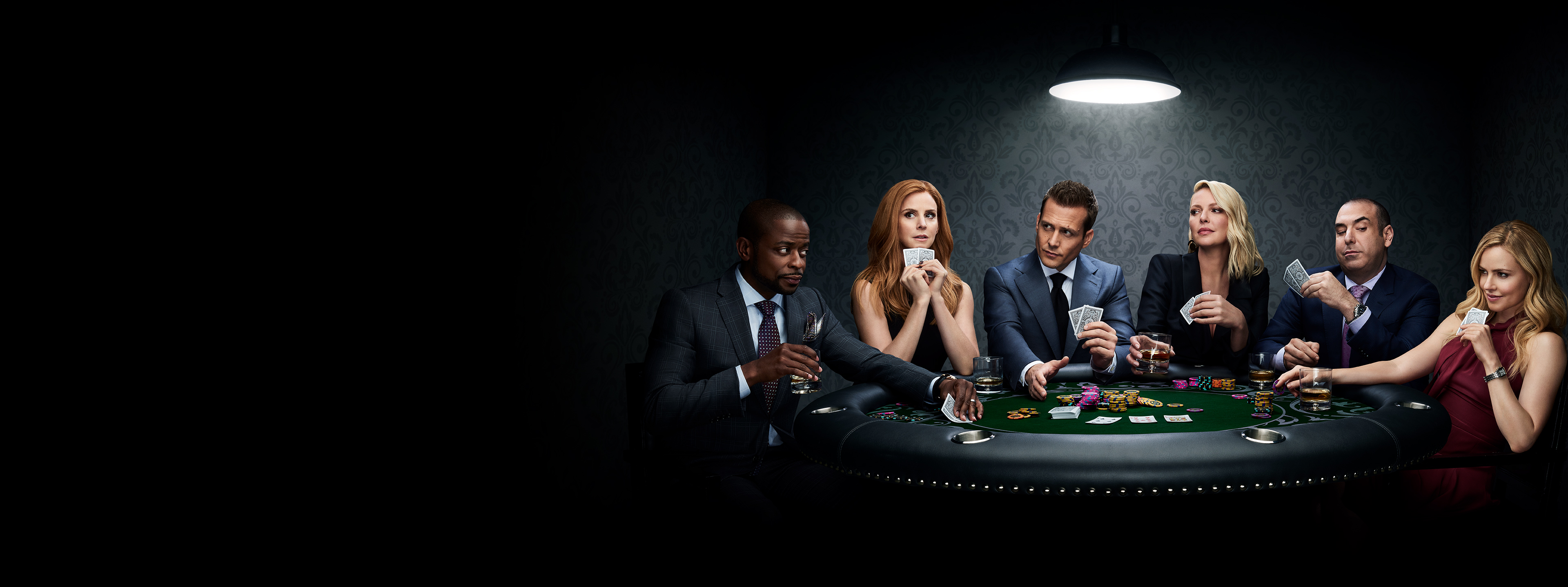 Watch Suits Online   Season 1 - 8 on Lightbox