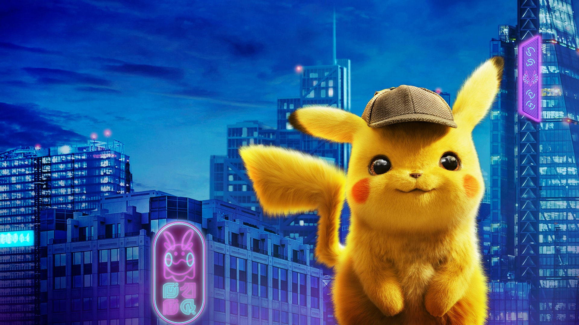 Watch Pokemon Detective Pikachu Online With Neon