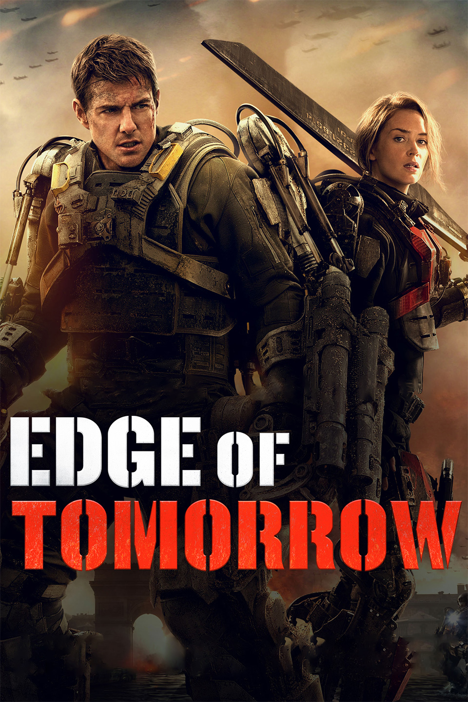 Watch Edge Of Tomorrow Online With Neon From 4 99